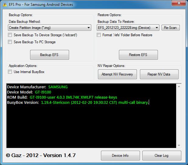 TOOL] Updated! 12/07/12 – EFS Pro v1 8 11 – Advanced '/efs' Backup